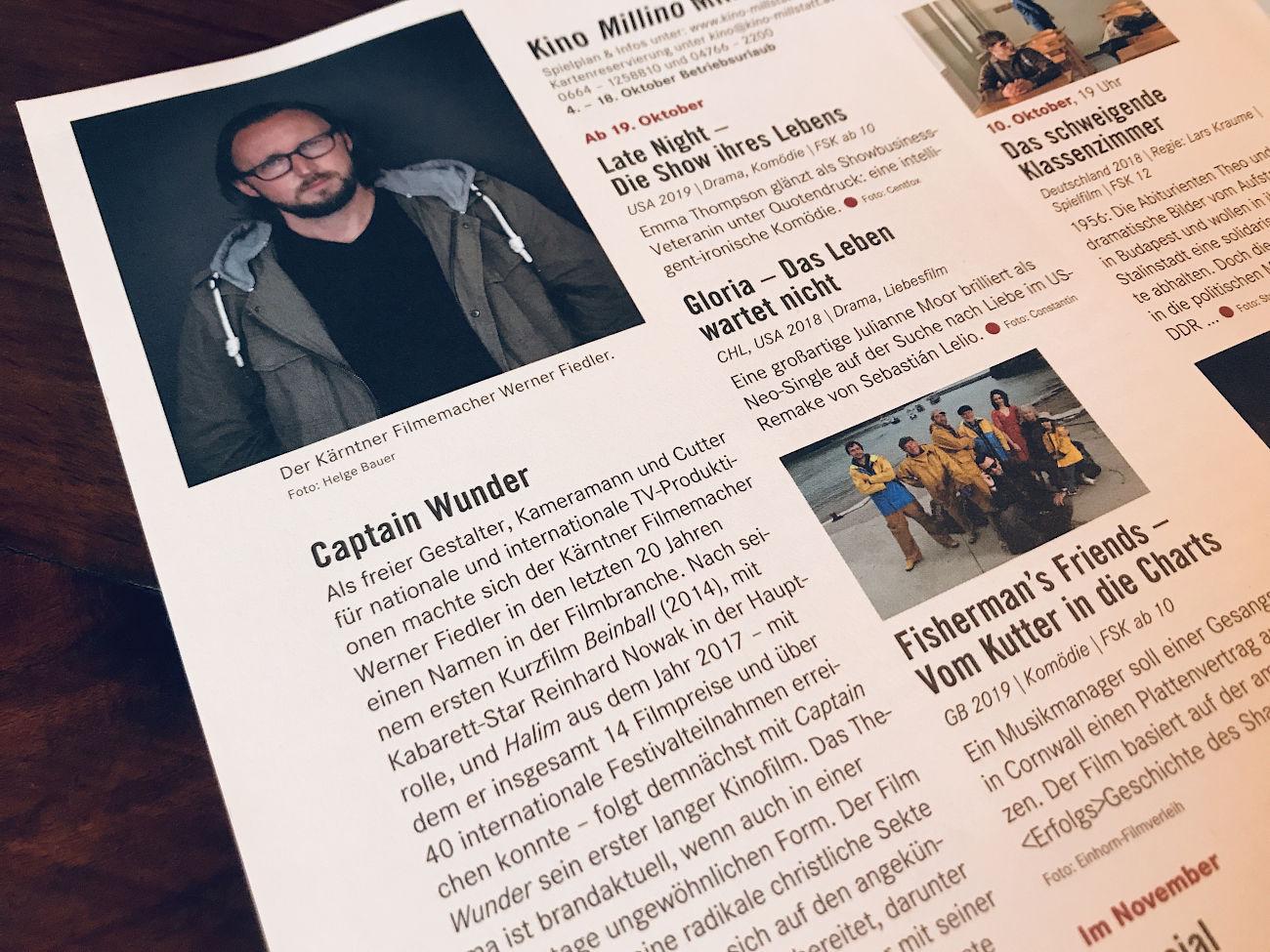 DIE BRÜCKE Ausgabe 10/2019