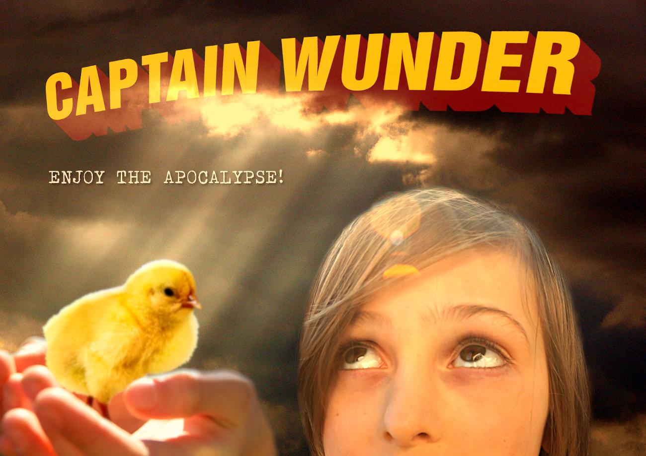 Captain Wunder © Werner Fiedler